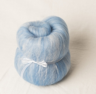 Beautiful Heathered Mini Batt (170306)