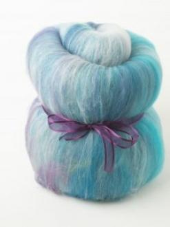 Deliciously Soft Heathered Batt (Batt 200801)