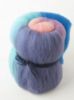 Delightfully Soft Large Gradient Batt (Batt 200804)