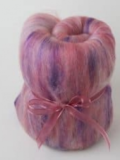 Striking Large Pink Batt  (Batt 200897)