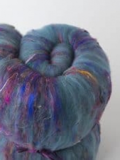 Beautifully Textured Large Batt  (Batt 200913)