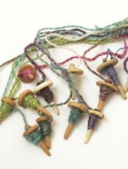 Spindle Ornament