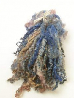Hand Dyed Long Locks
