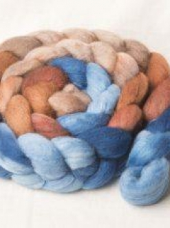 Organic Polwarth/Silk