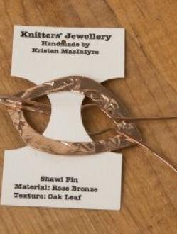 Beautiful Hand Crafted Shawl Pins