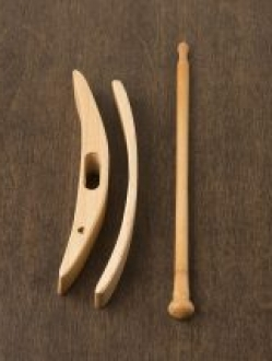 Turkish Spindle (TS-3)