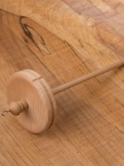 Hand Turned Spindle (TW-3)
