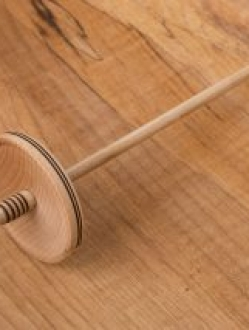 Hand Turned Spindle (TW-6)
