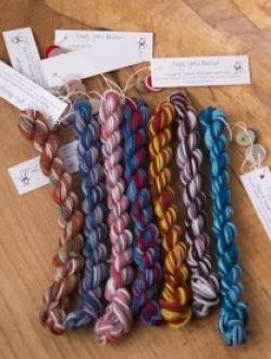 Bracelet Loom Yarn Bundles