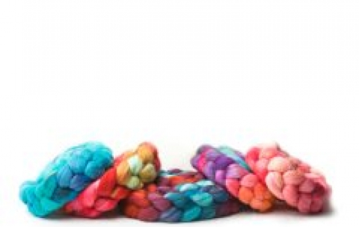 Unbraided – The Art and Science of Spinning Colour