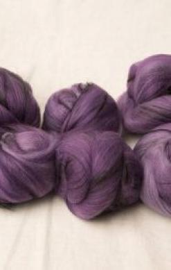 Luxurious Battling Set in Merino, Cashmere, Silk and Nylon (170211)