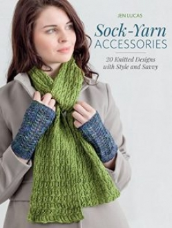 Sock Yarn Accessories by Jen Lucas