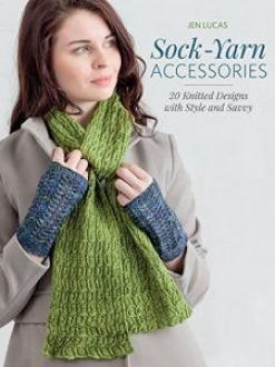 Sock Yarn Accessories by Jen Lucas
